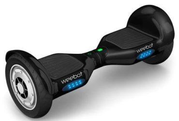 hoverboard tout terrain 4x4 noir