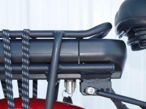 vélo à assistance électrique lfb ct26 batterie