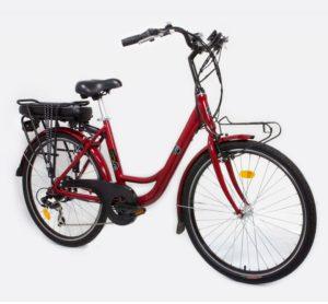 vélo à assistance électrique lfb ct26